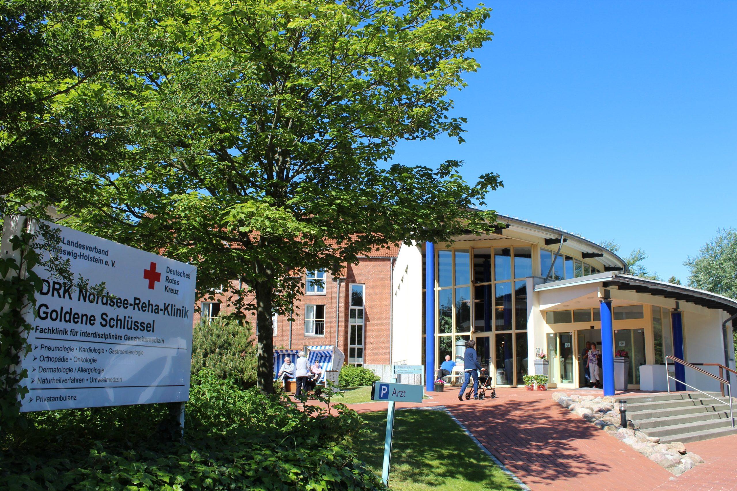 DRK-Nordsee-Reha-Klinik in St. Peter-Ording an der Nordsee