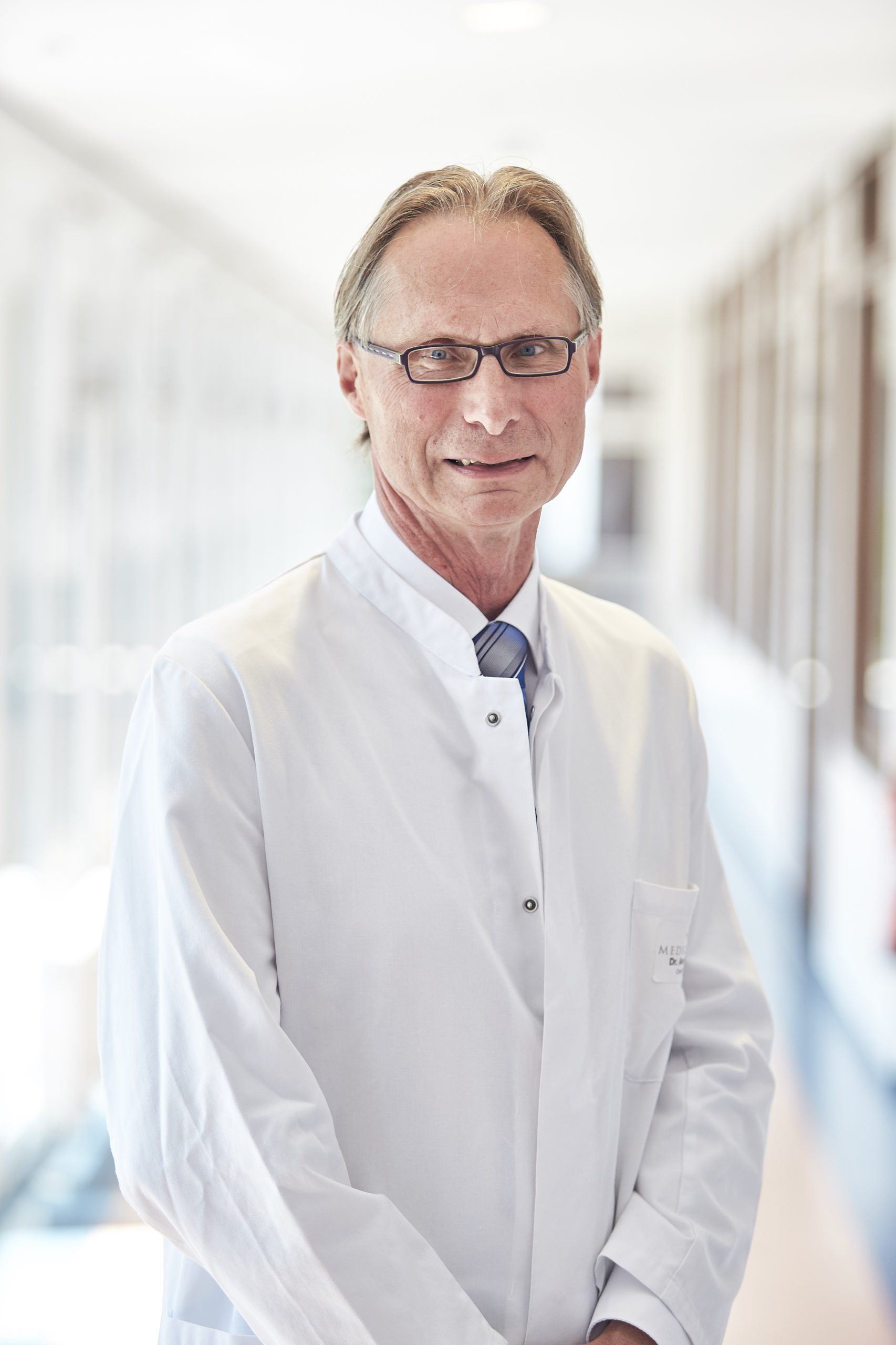 Chefarzt der Onkologie, Dr. med. Andreas Arndt