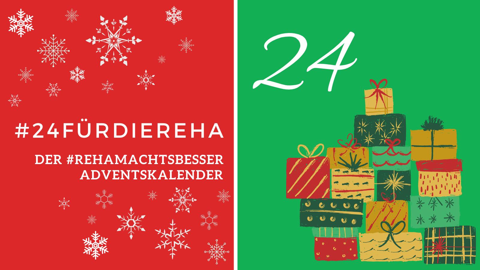 24 Wünsche für die Reha