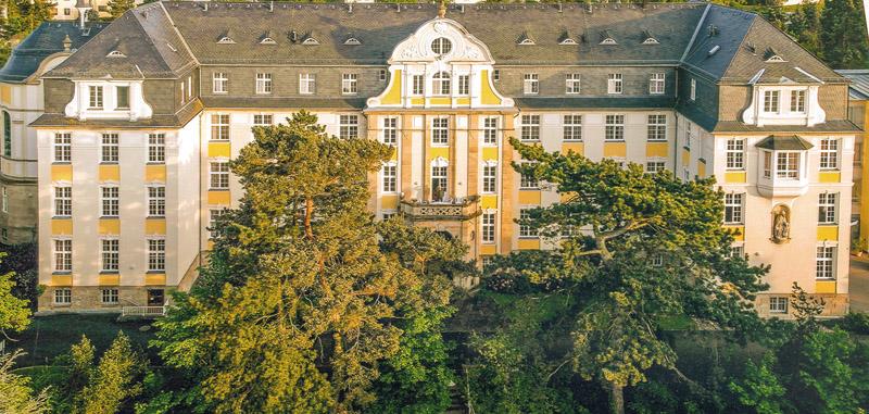 Psychosomatischen Fachklinik St. Franziska-Stift